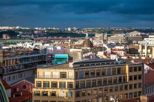 Praag, Tsjechië 2016-- Stadsgezichtsbezichtiging foto
