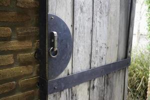 deurklink van de cottage