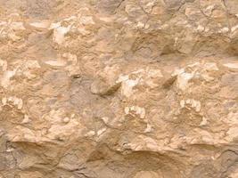 rots of stenen muur voor achtergrond of textuur