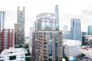 abstract intreepupil Bangkok stad achtergrond foto