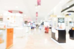 intreepupil winkelcentrum interieur foto