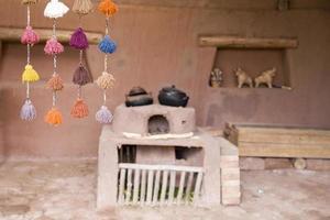 cusco naar inca-vallei, peru foto