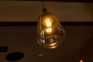 hanglamp met edison gloeilamp