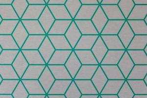 groen gestreept patroon textuur achtergrond en kopie ruimte foto
