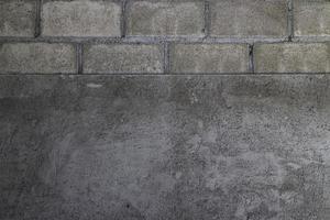 minimale stijl betonnen muur