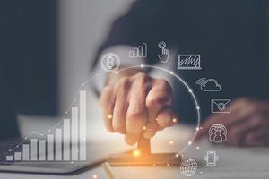 digitale notaris concept
