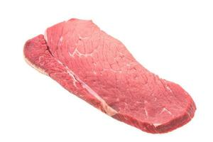 rauw rundvlees foto