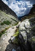 stenen vallei gedurende de dag