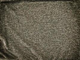 patch van grijze stof voor achtergrond of textuur foto