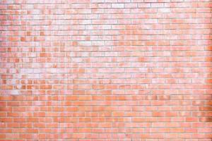 bakstenen muur patroon textuur achtergrond foto
