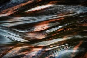 gladde rivier textuur foto