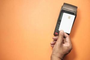 contactloze betaling met creditcard