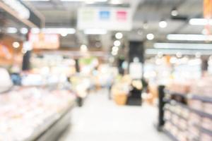 abstract intreepupil supermarkt interieur voor achtergrond