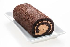 chocolade roll cake