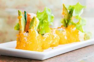 california sushi maki