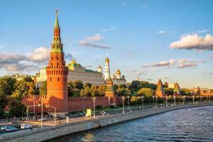 het kremlin van moskou foto