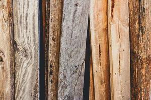 rustieke houten planken foto