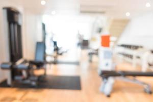 fitness- en fitnessruimte foto