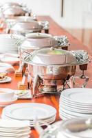 catering buffet eten