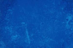 abstract blauw cement en achtergrond, donkere grunge concrete textuur foto