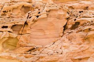 bruine berg rotsoppervlak