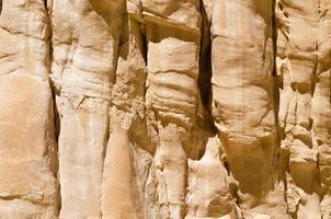 canyon muur detail foto