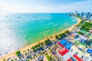 pattaya stad en baai