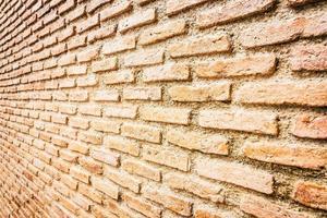 bakstenen muur texturen achtergrond foto