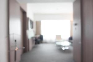 abstracte vervaging badkamer foto