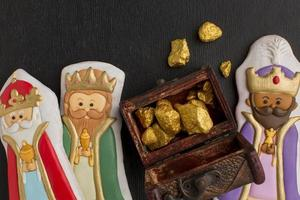 royalty koekje eetbare beeldjes foto