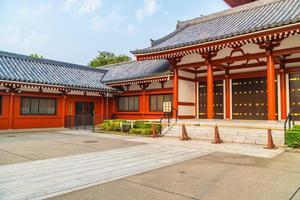 sensoji-tempel op het asakusa-gebied van tokyo, japan