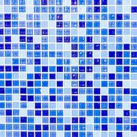 kleurrijke mozaïektegels
