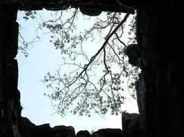 Angkor Wap, Siem Reap in Cambodja foto