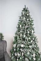 grote kerstboom foto