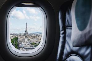 reizen Parijs, Frankrijk beroemde bezienswaardigheid en reisbestemming in Europa foto