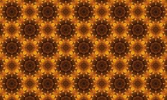 geometrische caleidoscoop veelkleurig naadloos patroon foto
