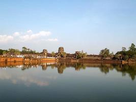 Angkor Wat in Siem Reap, Cambodja foto