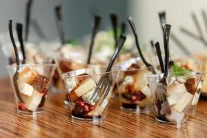 cateringvoedsel voor feesten foto