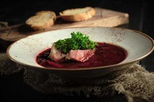 bieten borsjt catering menu foto