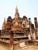 sukhothai historisch park thailand foto