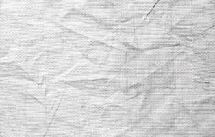 jutezak of jute horizontale textuur als achtergrond foto