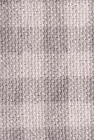 bovenaanzicht van stof textuur foto
