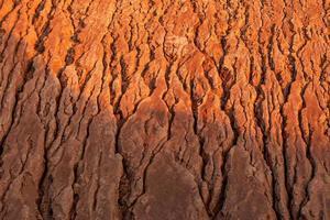 natuurlijke canyonachtergronden en texturen foto