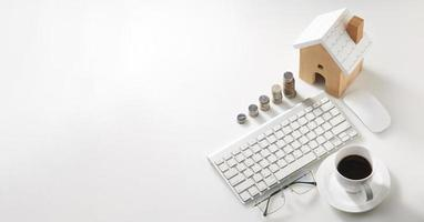 huis spaarplannen foto