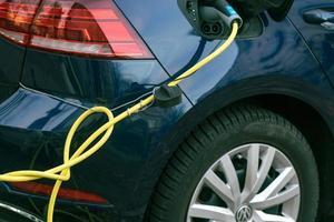 weshare elektrische autodetail foto