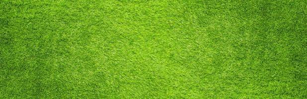 de kunstmatige groene gras patroon textuur achtergrond foto