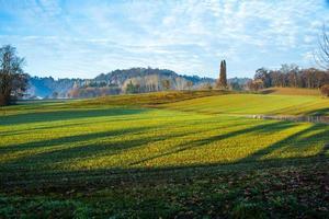 velden buiten Vicenza foto