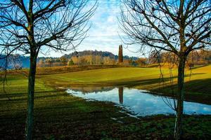 velden buiten Vicenza One foto