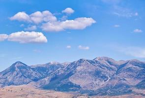 bergen in Turkije foto