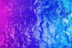 patroon textuur van kleurrijke aluin achtergrond foto